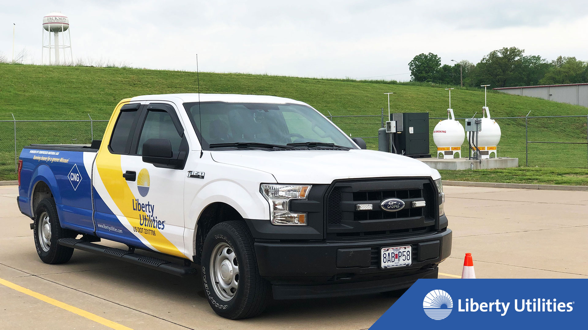 Powering Our Fleet with Alternative Fuel